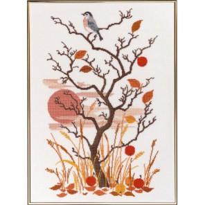 Зима Набор для вышивания Eva Rosenstand 14-254