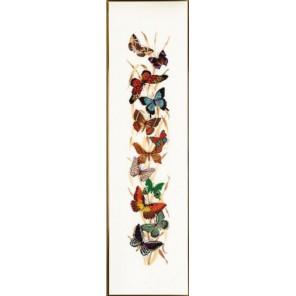 Бабочки Набор для вышивания Eva Rosenstand 14-255