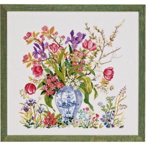 Тюльпаны Набор для вышивания Eva Rosenstand 14-357