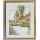 Дом Набор для вышивания Eva Rosenstand 94-469