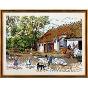 Ферма Набор для вышивания Eva Rosenstand 12-802