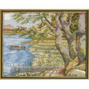 Рыбак Набор для вышивания Eva Rosenstand 12-533