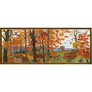 Осень Набор для вышивания Eva Rosenstand 12-835