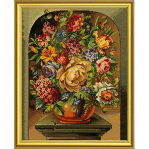 Букет в вазе Набор для вышивания Eva Rosenstand 12-531