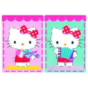 Китти на перфорированной бумаге Набор для вышивания Vervaco PN-0157762