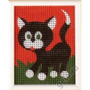 Котёнок Набор для вышивания Vervaco PN-0009563