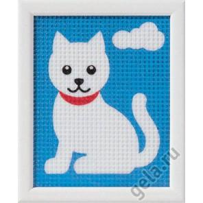 Кошечка Набор для вышивания Vervaco PN-0009580