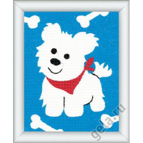 Собачка Набор для вышивания Vervaco PN-0009586