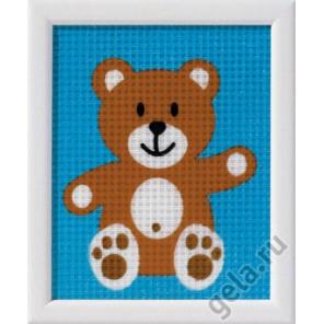 Медвежонок Набор для вышивания Vervaco PN-0009579