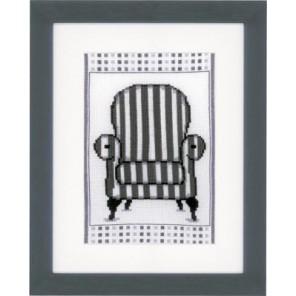 Кресло Набор для вышивания Vervaco PN-0148610