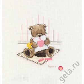 Чтение письма Набор для вышивания Vervaco PN-0011196