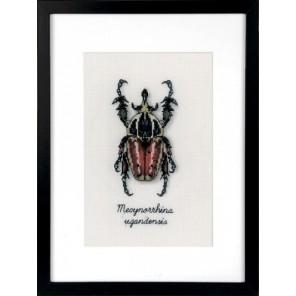 Красный жук Набор для вышивания Vervaco PN-0165074