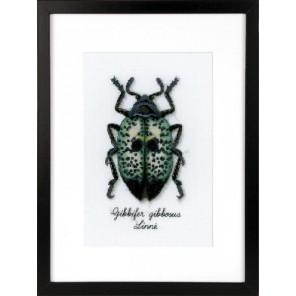 Голубой жук Набор для вышивания Vervaco PN-0165369
