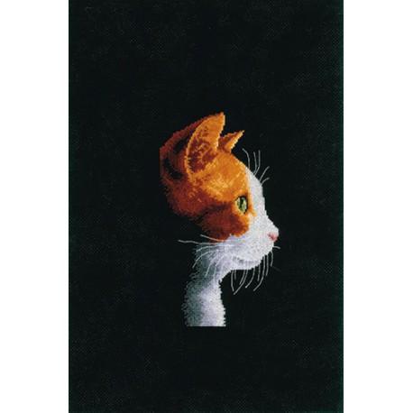 Котенок II Набор для вышивания Vervaco PN-0154999