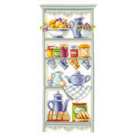Кухонная полка Набор для вышивания Vervaco PN-0021710
