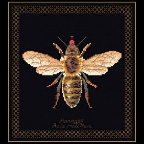 Пчела Набор для вышивания Thea Gouverneur 3017.05