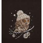 Это зима Набор для вышивания Thea Gouverneur 743.05