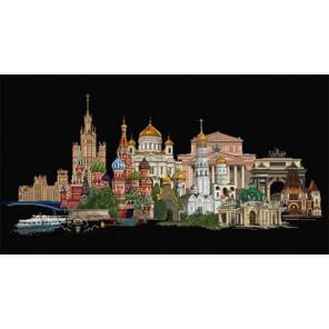 Москва Набор для вышивания Thea Gouverneur 510.05