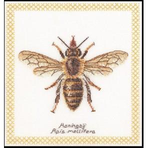 Пчела Набор для вышивания Thea Gouverneur 3017A