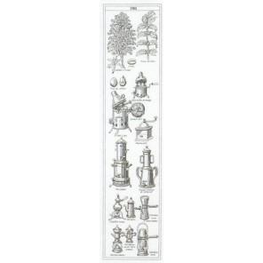 Дизайн кофеварок Набор для вышивания Thea Gouverneur 3028A