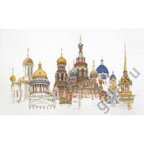 Санкт-Петербург Набор для вышивания Thea Gouverneur 430A