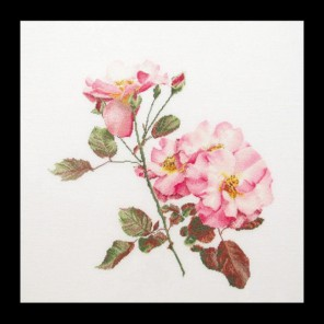 Роза Лирсум Набор для вышивания Thea Gouverneur 412