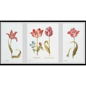 Тюльпаны Набор для вышивания Thea Gouverneur 2039