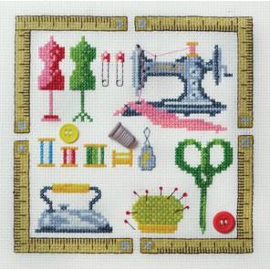 Шитье Набор для вышивания Марья Искусница 11.004.02