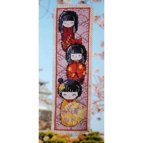 Тройное очарование Набор для вышивания Марья Искусница 21.003.02
