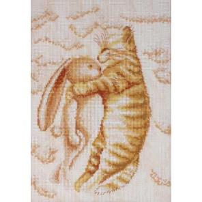 Баю-бай по рисунку А. Логиновой Набор для вышивания Марья Искусница
