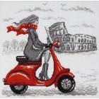Рим по рисунку О. Куреевой Набор для вышивания Марья Искусница 09.005.01