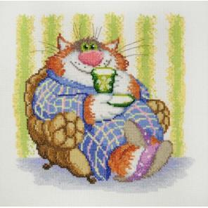 Тепло и уютно по рисунку Л. Бартенева Набор для вышивания Марья Искусница 13.004.17