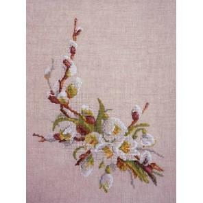 Цветение весны Набор для вышивания Марья Искусница 04.004.10