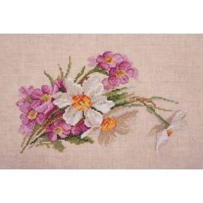 Весенние по рисунку К. Кляйн Набор для вышивания Марья Искусница 06.002.61