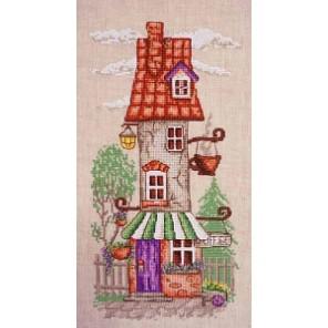 Кофейный Набор для вышивания Марья Искусница 07.004.10