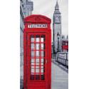 Звонок из Лондона Набор для вышивания Марья Искусница