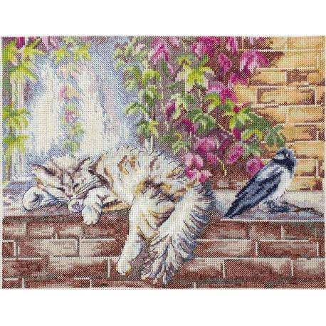 Как утеплить гнездо по рисунку О. Воробьевой Набор для вышивания Марья Искусница 03.016.08