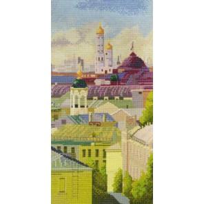 Вид на колокольню Набор для вышивания Марья Искусница 09.007.09