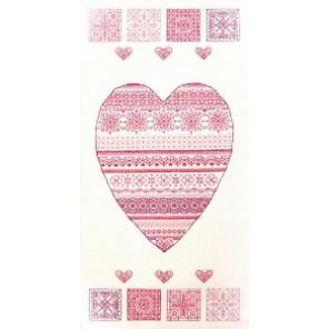 Сердце Набор для вышивания Марья Искусница 14.003.03