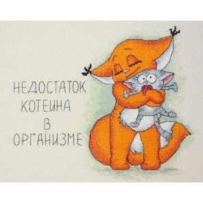 Котеин Набор для вышивания Марья Искусница 15.002.09