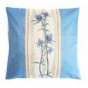 Синеголовник (может использоваться для создания подушки) Набор для вышивания Марья Искусница