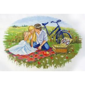 Пикник Набор для вышивания Марья Искусница