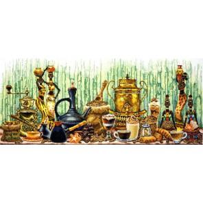 Кофейная феерия Набор для вышивания Марья Искусница 11.002.09
