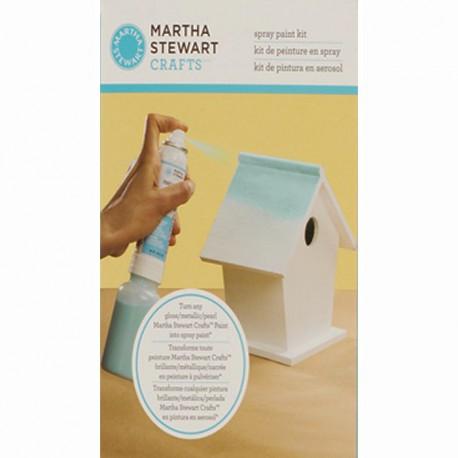 Для распыления краски Набор с аэрозолью Блеск 32241 Марта Стюарт Martha Stewart