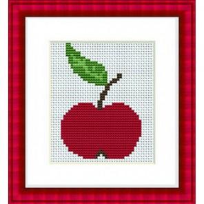 Яблоко Набор для вышивания Luca-S