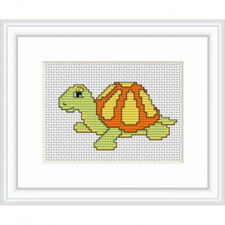 Черепаха Набор для вышивания Luca-S