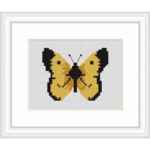 Желтые бабочки Набор для вышивания Luca-S