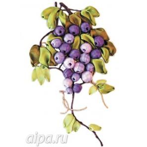 Виноградная лоза Набор для вышивки картины лентами