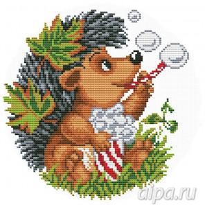 Ежик Набор для вышивания VC018