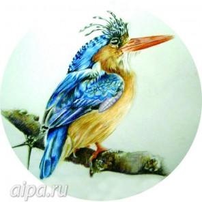 Птица на ветке Набор для вышивания VC06